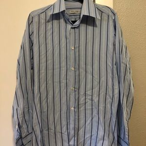 Dolce & Gabbana Button Up Shirt - Size 15 1/2
